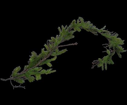 GARLAND PINE GREEN  175 CM