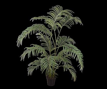 PALM I/POT GREEN  180 CM